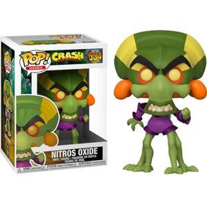 Crash-Bandicoot Figura FUNKO Pop! Games: Crash Bandicoot - Nitros Oxide