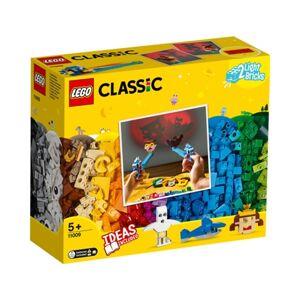 Lego Peças e Luzes (Idade Mínima: 5 Anos - 441 Peças)