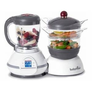 Babymoov Robô de Cozinha para Bebé Nutribaby