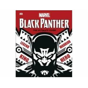 Livro Marvel Black Panther The Ultimate Guide