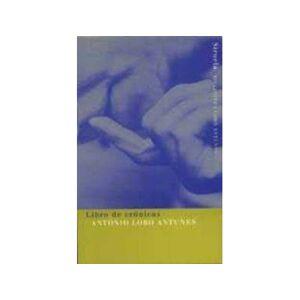 Livro Libro De Crónicas de António Lobo Antunes (Espanhol)