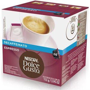 Dolce Gusto Cápsulas Nescafé Dolce Gusto Espresso Descafeinado