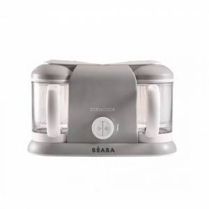 Beaba Robo de Cozinha Babycook Plus Cinza de Beaba