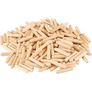 Conjunto de Buchas de Madeiras - 200 peças 868727