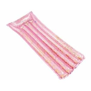 Bóia Glitter Rosa (53x170x15cm)