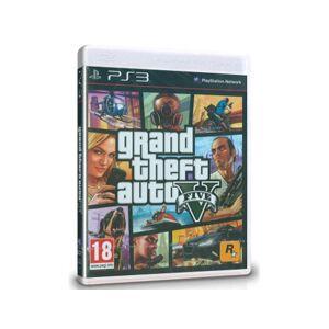 Jogo PS3 Grand Theft Auto V