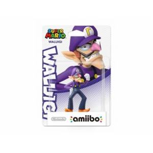 Nintendo Jogo Wii U Amiibo Waluigi