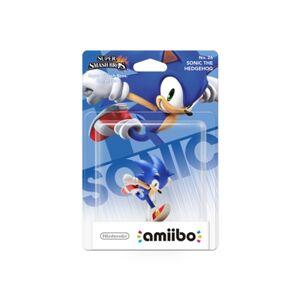 Nintendo Figura Amiibo Wii U Sonic The Hedgehog