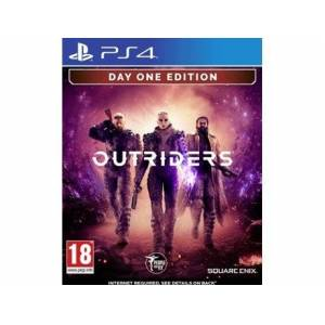 Square-Enix Jogo PS4 Outriders (Day One Edition)