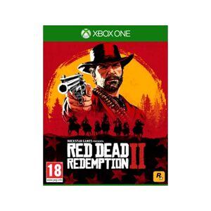 Take2 Jogo Xbox One Red Dead Redemption 2