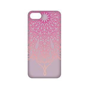 Capa iPhone 6, 6s, 7, 8 Mandala Rosa