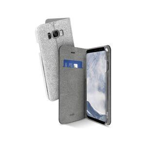 Sbs Capa Samsung Galaxy S8+ Book Sparky Prateado