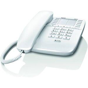 Telefone Com Fio DA510 Branco
