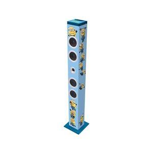 Torre de Som Karaoke Despicable Me Minions (14 W - Bluetooth)