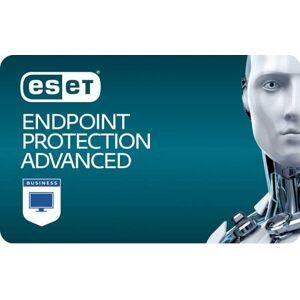 ESET Endpoint Protection Advanced 2 Anos de 5 usuários