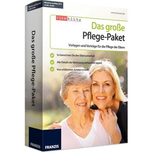 Franzis Das groe Pflege-Paket