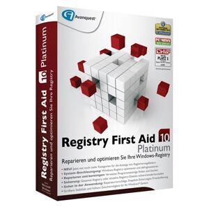 Avanquest Registry First Aid 10 Platinum, Download