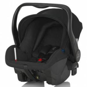 Römer Porta-bebés primo cosmos black