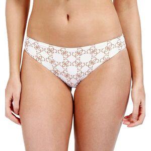 Bikini Bottom Baño_mujer_guess Brief Blanco S