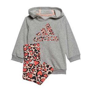 Conjunto Casual_niña_adidas I Dress Set 74 Multicolor