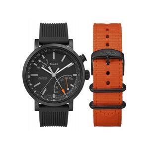 Relógio Timex Metropolitan+ Box Set
