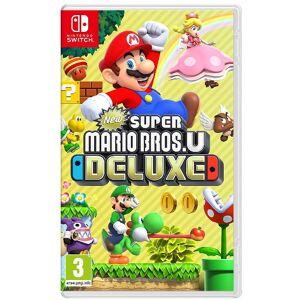 Nintendo New Super Mario Bros. U Deluxe   NSW   Novo