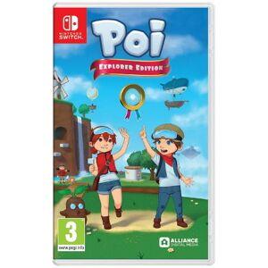 Nintendo Poi Explorer Edition   NSW   Novo