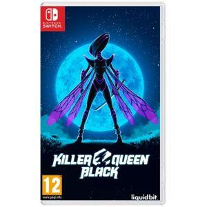 Nintendo Killer Queen Black   NSW   Novo