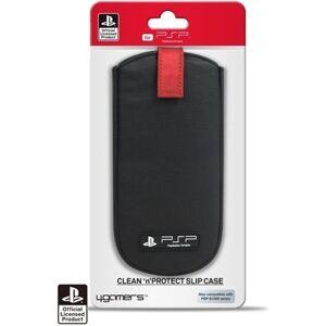 Clean N Protect Slip Case   PSP   Novo