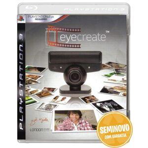 EyeCreate   PS3   Usado