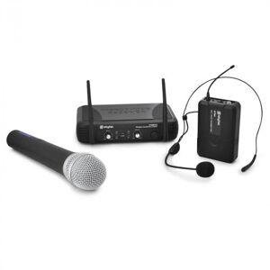 STWM722 Microfone Sem Fios Wireless UHF Headset
