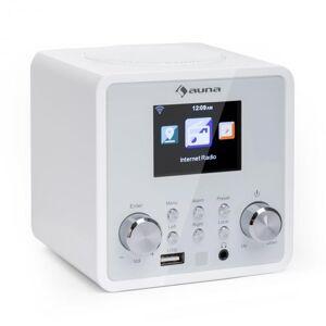 IR-120 Rádio Internet WLAN DNLA UPnP App Control Branco