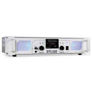 SPL-1000-MP3 Amplificador PA USB SD 2800W Branco