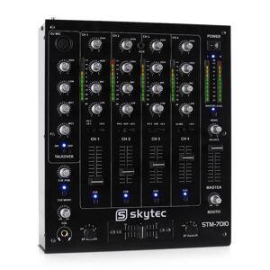 Power Dynamics STM-7010 4 Canais Misturador USB MP3 EQ