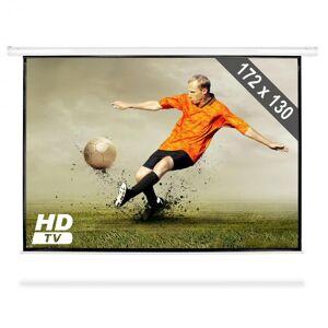 Tela de projecção HDTV roll-up 172x130cm