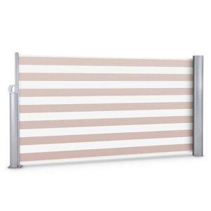 Bari 316 toldo lateral 300x160cm alumínio creme branco