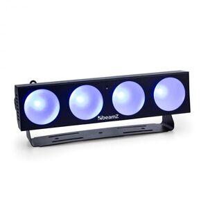 LUCID 1.4 LED efeitos de luz 4x LEDs de 9W RGB
