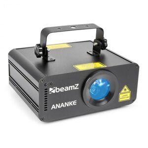 Ananke Laser 3D vermelho, verde e azul modo DMX/Standalone Controlo Remoto
