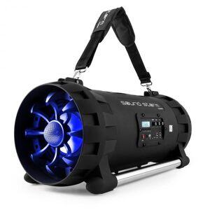 SoundStorm Boombox Aparelhagem Altifalante Bateria Bluetooth 1000W