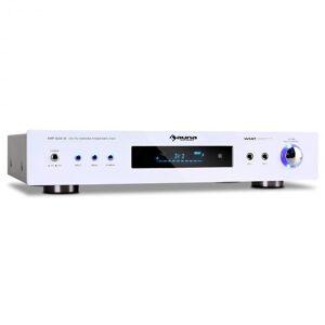 Amplificador Surround Auna AMP-9200 design branco 600W