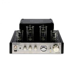 MAD TA10BT Amplificador de Tubo 2x25W RMS Bluetooth USB Linha