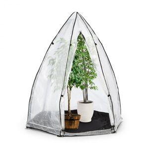Greenshelter S Tenda de Inverno 130x150cm Tubo de Aço Ø25mm PVC