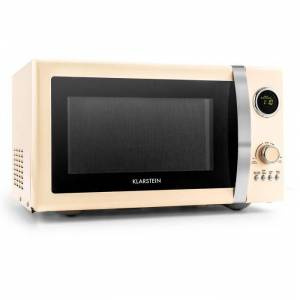 Fine Dinesty 2in1 Forno microondas 23L 800W 12 programas crema
