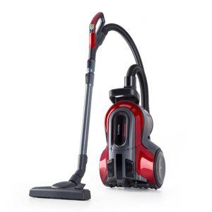 Clean King Ergo Aspirador de pó ciclone 800W sem sacola HEPA13 EEC-A cinza/vermelho