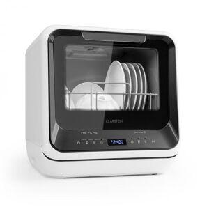 Amazonia Mini Máquina de lavar loiça 6 programas visor LED preto