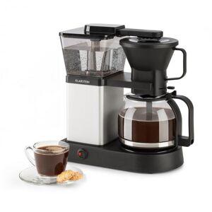 GrandeGusto Máquina de Café 1690W Pré- Infusão 96°C Preta/Metálica