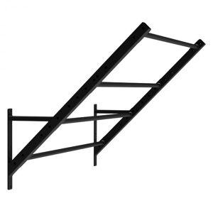 Capital Sports Dominat Edition Extensão de Barras Paralelas Rack Aço 167 cm Preto