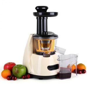 Fruitpresso Máquina de sumos 70rpm creme