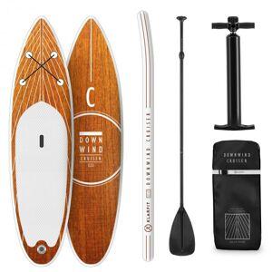 Downwind Cruiser Paddleboard inflável SUP-Board-Set 305x10x77