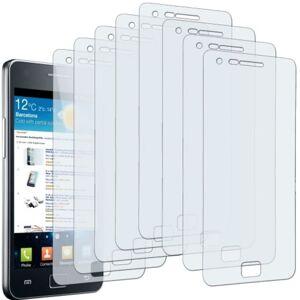TRIBALSENSATION 8 x Protetor de Ecr para Samsung i9100 Galaxy S II - Protetor em Cri
